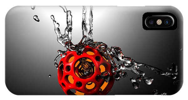 Nested Dodecahedron 001 IPhone Case