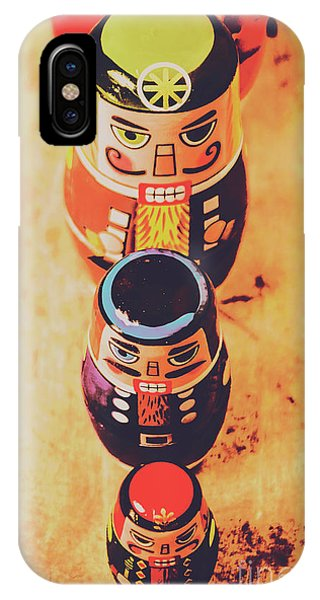 Moustache iPhone Case - Nesting Dolls by Jorgo Photography - Wall Art Gallery