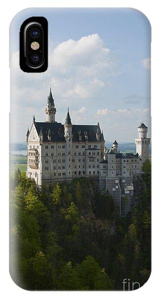 Neuschwanstein Castle IPhone Case
