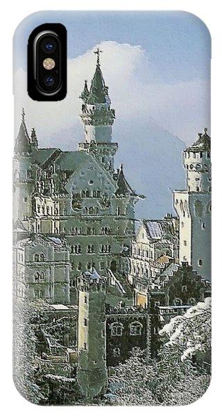 Neuschwanstein  IPhone Case