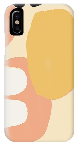 Neutral Abstract IPhone Case