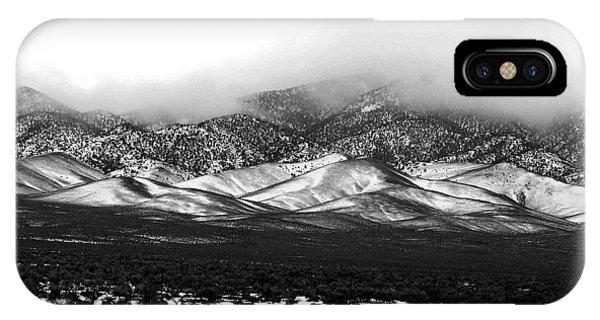 Nevada Snow IPhone Case