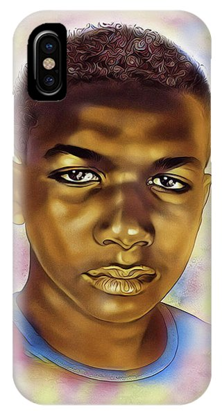 Never Forget Trayvon IPhone Case