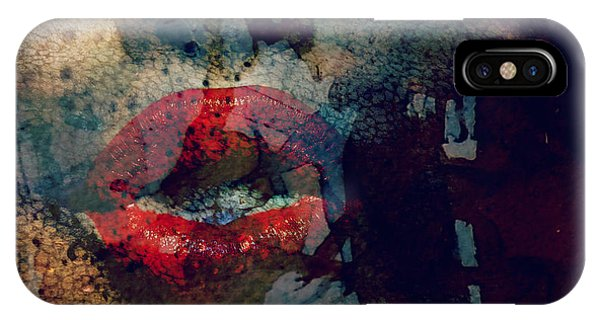 Romance iPhone Case - Never Had A Dream Come True  by Paul Lovering