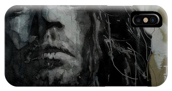 Australia iPhone Case - Never Tear Us Apart - Michael Hutchence  by Paul Lovering