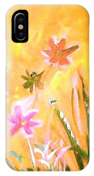 New Daisies IPhone Case