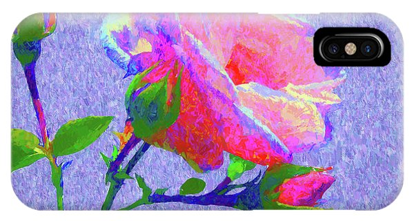 New Dawn Painterly IPhone Case