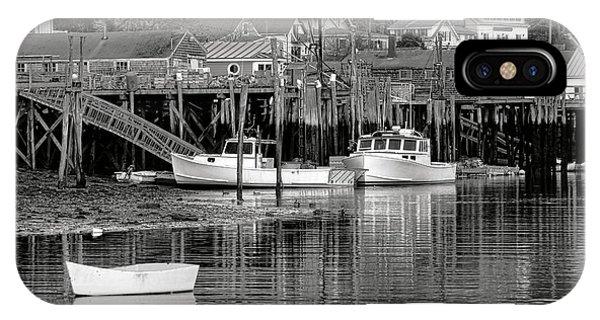 New Harbor Docks IPhone Case