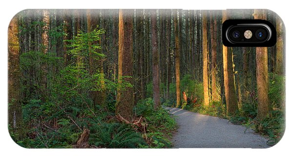 New Hiking Trail Phone Case by Michael Russell