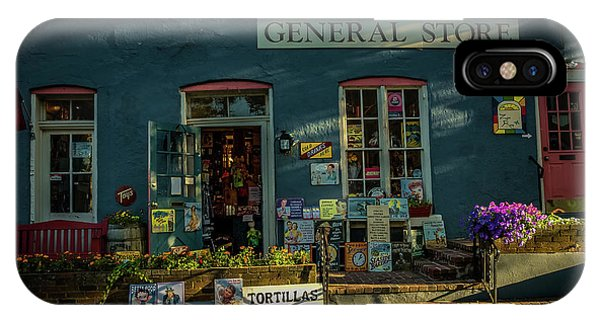 New Hope General Store IPhone Case