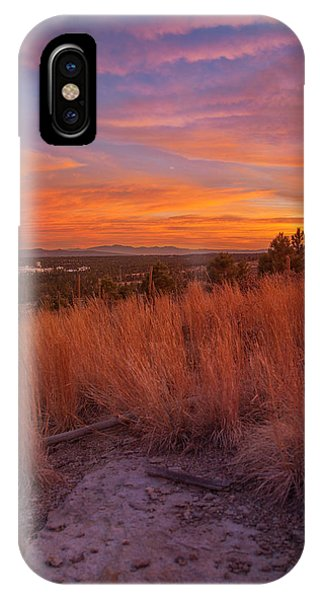 New Mexican Sunset IPhone Case