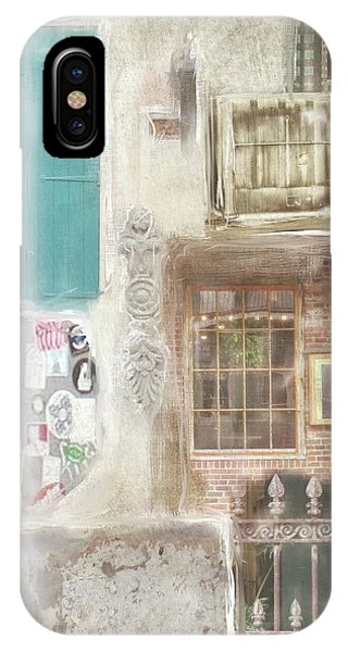 French Painter iPhone Case - New Orleans Fragments by Eduardo Tavares