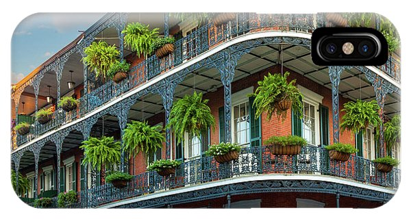 New Orleans House IPhone Case