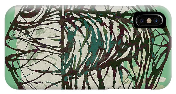 New Pop Art Tropical - New Fish Poster IPhone Case