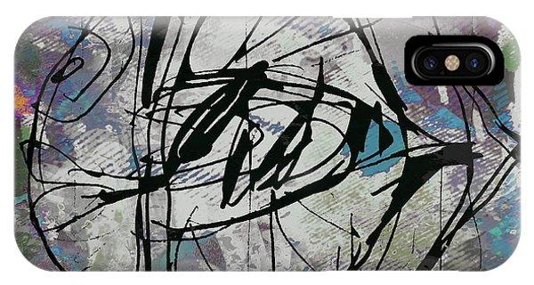 New Pop - Fish Art Poster IPhone Case