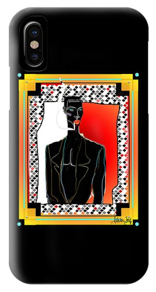 Amazing Grace Jones IPhone Case