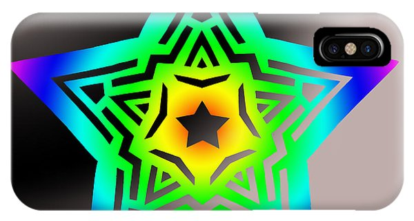 New Star 1b IPhone Case