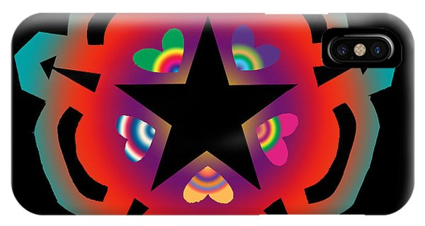 New Star 6 IPhone Case