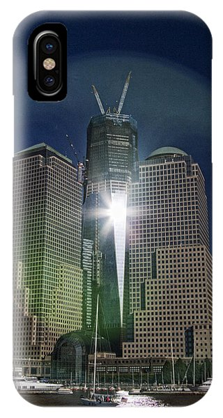 New World Trade Center IPhone Case