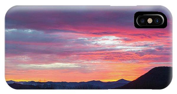 New Year Dawn - 2016 December 31 IPhone Case