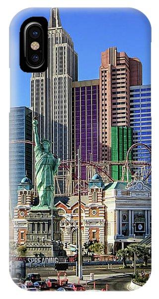 New York , New York IPhone Case
