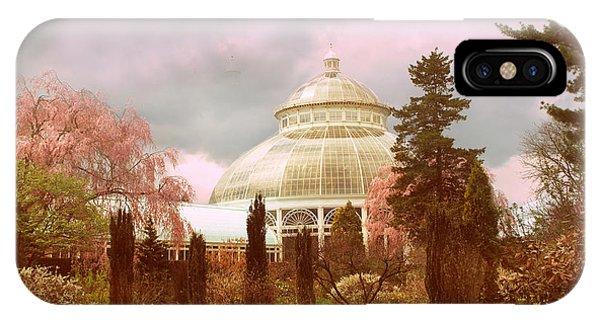 New York Botanical Garden IPhone Case