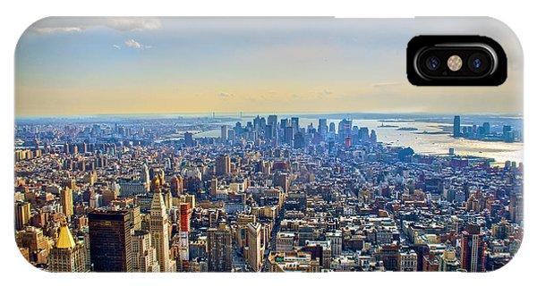 New York City - Manhattan IPhone Case