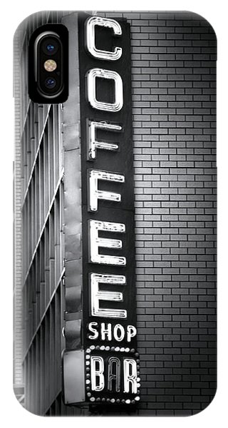 New York City Coffee House IPhone Case
