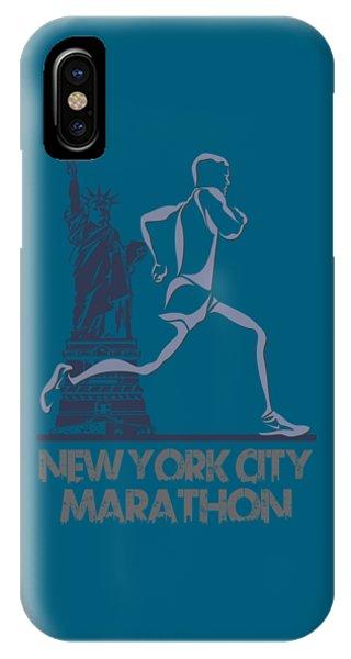New York City Marathon3 IPhone Case