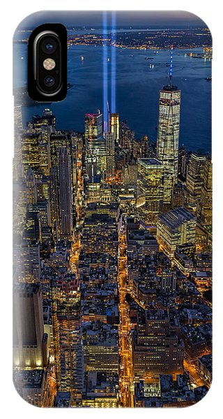 New York City Remembers September 11 - IPhone Case
