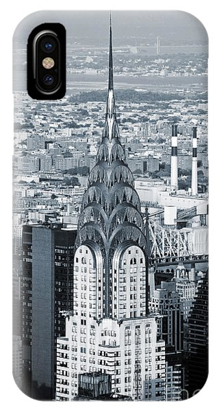 New York City - Usa - Chrysler Building IPhone Case