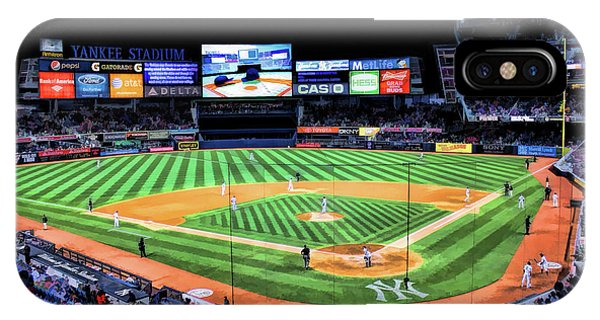New York City Yankee Stadium IPhone Case