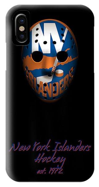 Islanders iPhone Case - New York Islanders Established by Joe Hamilton