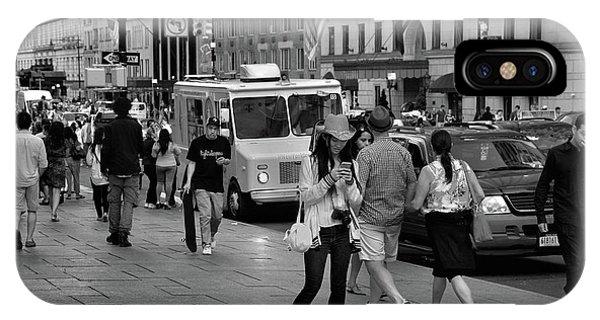 New York, New York 19 IPhone Case