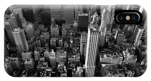 New York, New York 5 IPhone Case