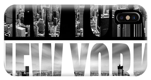 Empire State Building iPhone Case - New York New York by Az Jackson