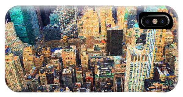 New York, New York IPhone Case