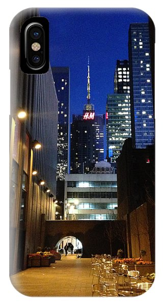 New York Night IPhone Case