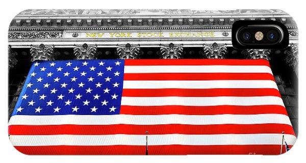 New York Stock Exchange 2006 IPhone Case