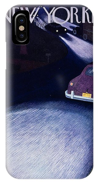 New Yorker April 4 1953 IPhone Case