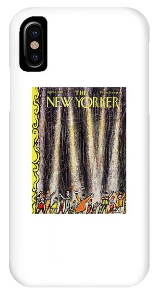 New Yorker April 4 1959 IPhone Case