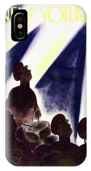 New Yorker April 7 1951 IPhone Case