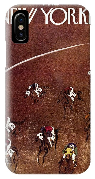 New Yorker August 17 1957 IPhone Case