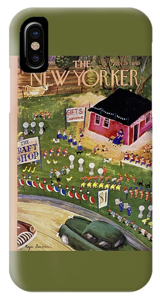 New Yorker August 18 1951 IPhone Case