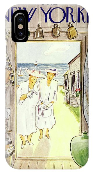 New Yorker August 6 1949 IPhone Case