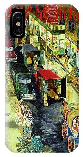 New Yorker December 15 1956 IPhone Case