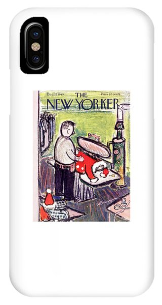New Yorker December 17 1949 IPhone Case