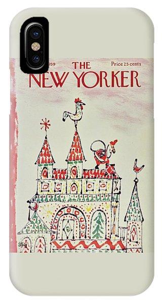 New Yorker December 26 1959 IPhone Case