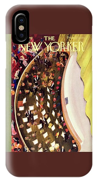 New Yorker December 3 1949 IPhone Case