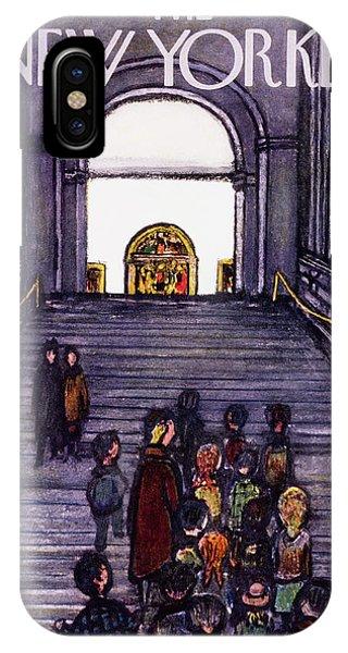 New Yorker December 3 1955 IPhone Case